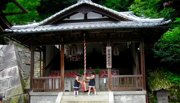 tempietto a kyoto