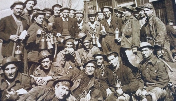 minatori italiani in belgio