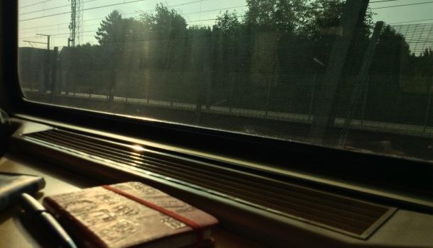 treno belgio