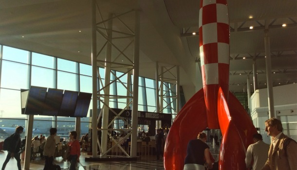 aeroporto bruxelles