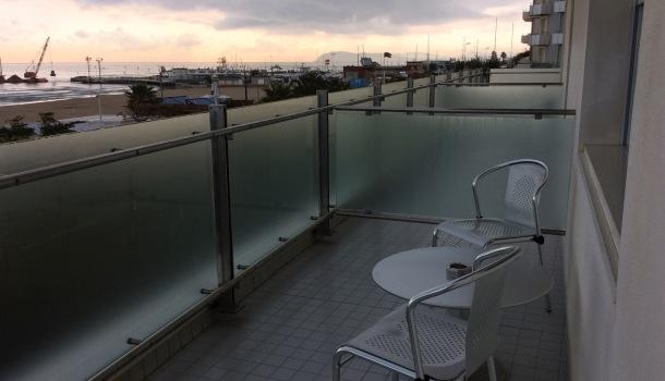 balcone hotel michelangelo