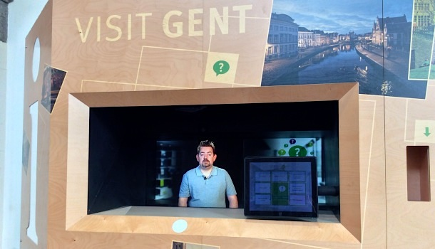 infopoint virtuale a gent
