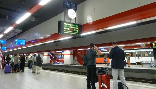 stazione aeroporto bruxelles