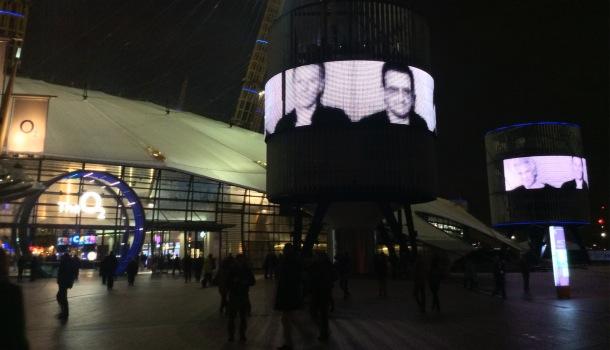 U2 a Londra