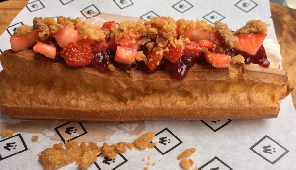 hot dog dolce wurst