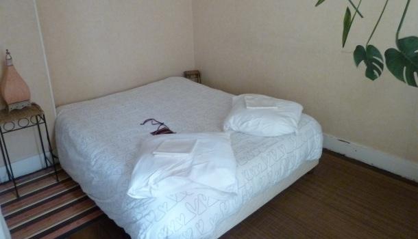 camera da letto appartamento parigi