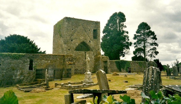 cimitero irlanda