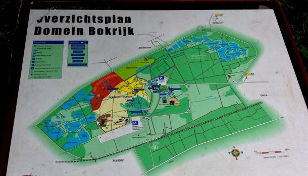 mappa di bokrijk