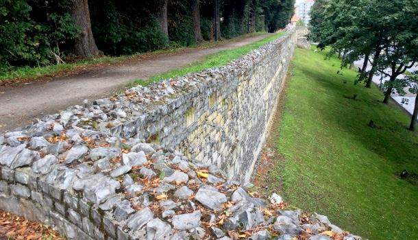 mura di tongeren