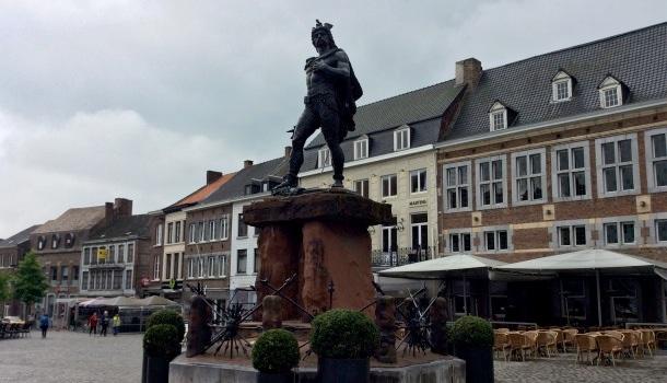 statua di ambiorix