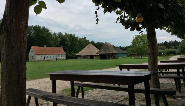 tavoli per picnic a bokrijk