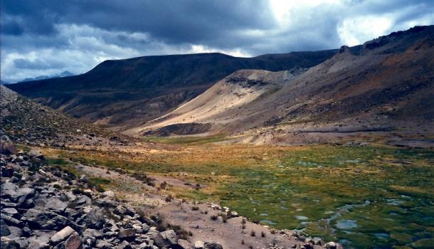 tour al canyon del colca