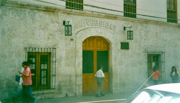 università arequipa