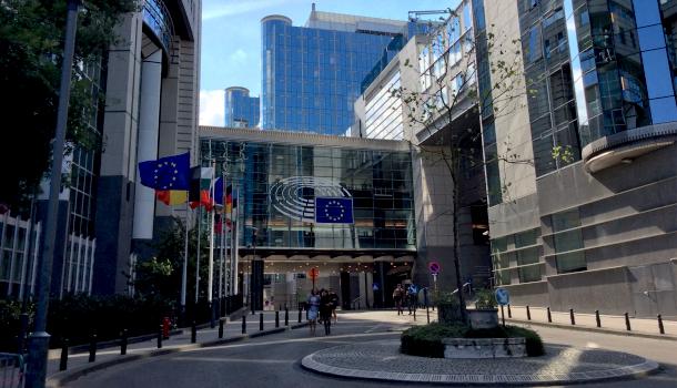 sede parlamento europeo a bruxelles