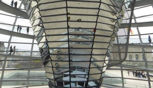 cupola reichstag
