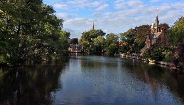 minnerwaterpark a brugge
