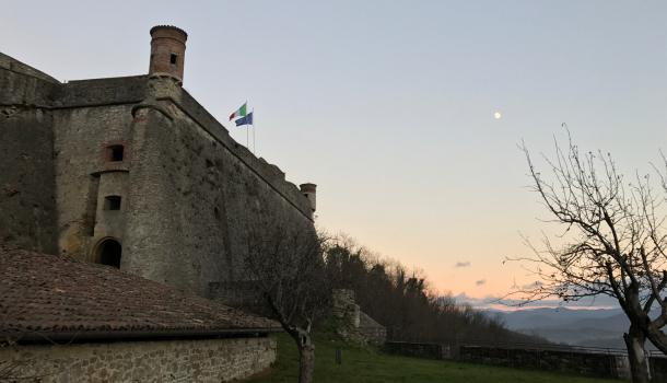 Bastione San Tommaso al Forte di Gavi