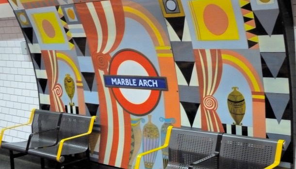 art on the underground