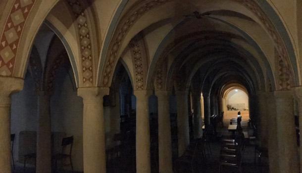 cripta cattedrale acqui terme