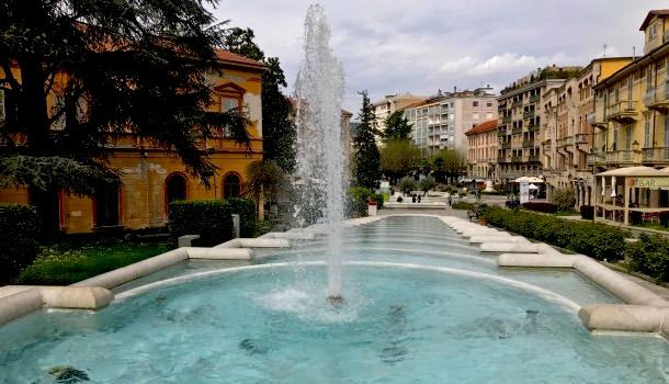 fontana delle ninfe