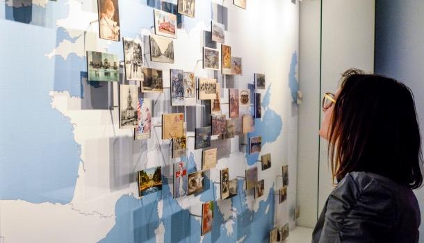 Mostra permanente Casa della Storia Europea Casa della Storia Europea - © European Union, [2017] – Source: European Parliament