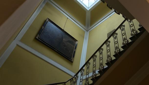 Casa rodolfo siviero a firenze il museo dello 007 dell for Piani di casa amichevoli della terra