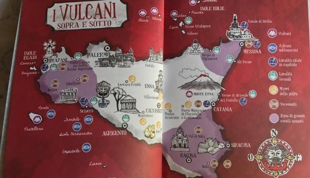 i vulcani della sicilia
