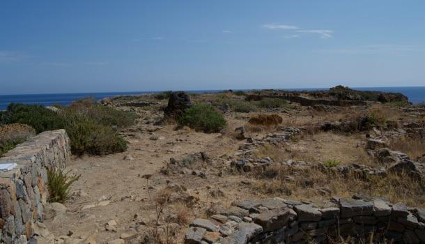 villaggio età del bronzo