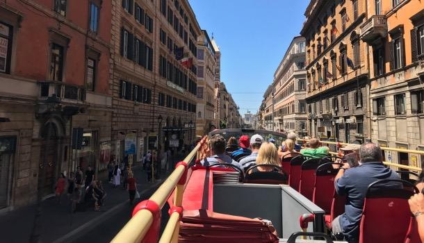 open bus a roma