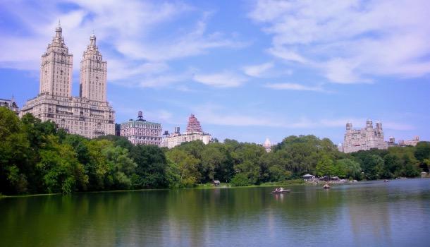 San Remo visto da Central Park