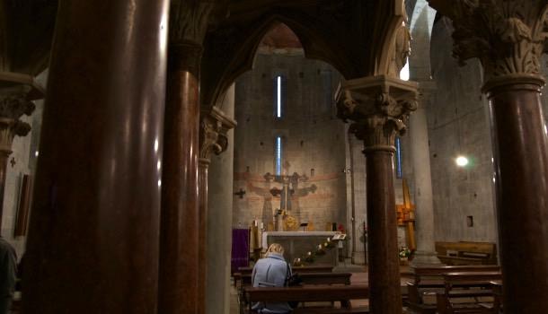 Tour dei pulpiti medioevali di pistoia con philippe daverio for Chiesa di san leone pistoia