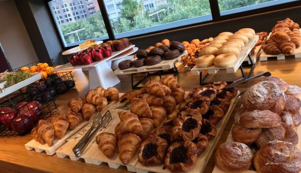 colazione expo hotel barcelona