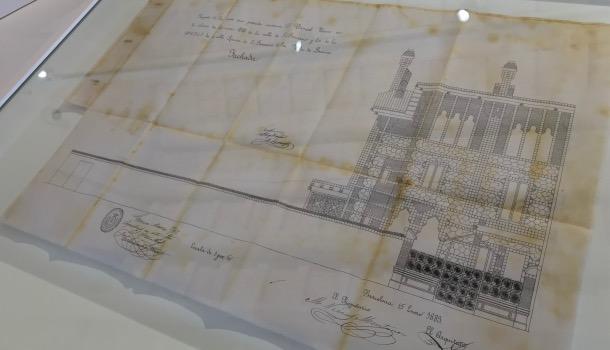 Casa Vicens: progetto di Gaudì