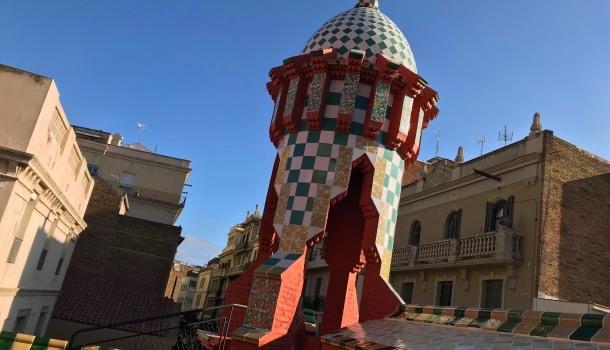 torretta di casa Vicens