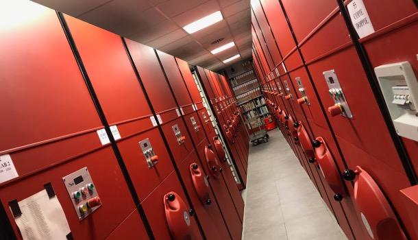 depositi documenti archivi storici UE