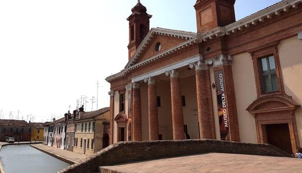 museo delta antico a comacchio
