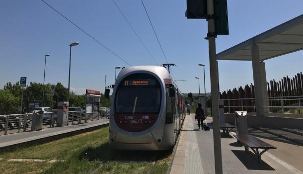 capolinea villa costanza linea 1 tramvia firenze