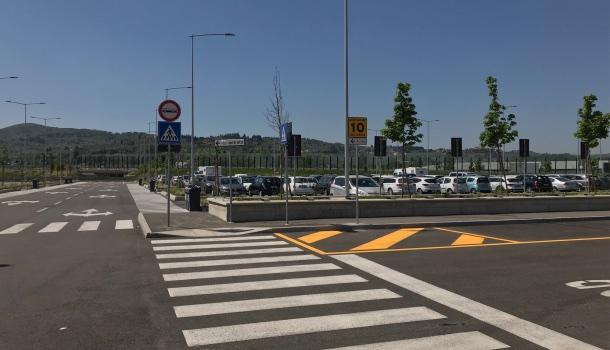 parcheggio villa costanza a firenze