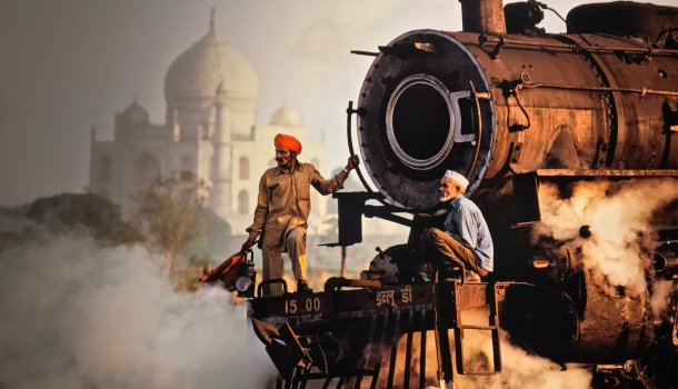steve mccurry Agra, India, 1983