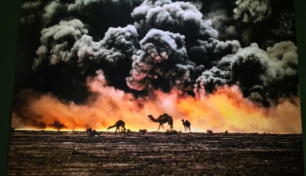 steve mccurry al ahmadi, kuwait, 1991