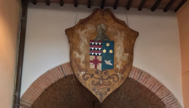 antico stemma di vignamaggio