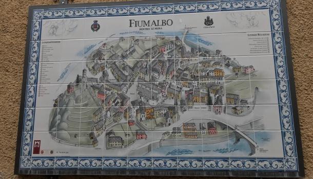 mappa di fiumalbo