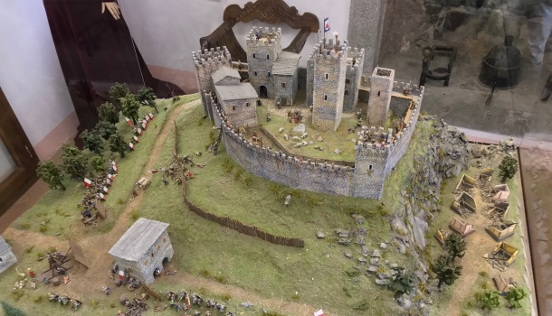 castello di obizzo da montegarullo