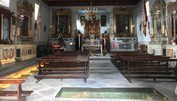 chiesa di roccapelago
