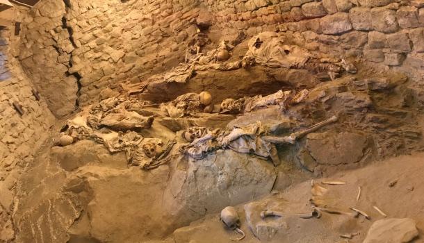 mummie di roccapelago