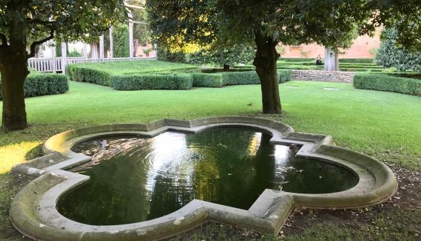 fontana di vignamaggio