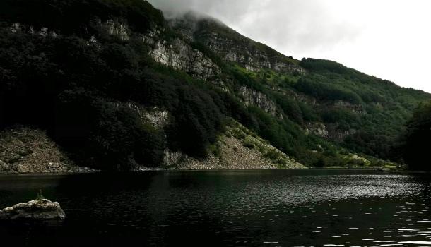 lago santo