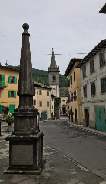 obelisco di pievepelago