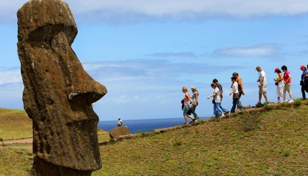 visitare l'isola di pasqua