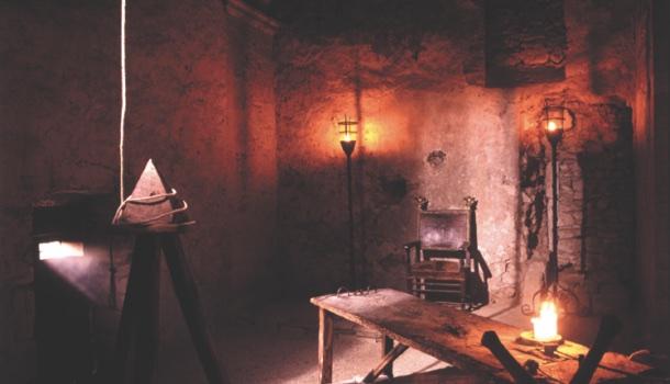 stanza inquisizione a narni sotterranea